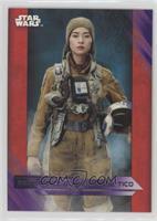 Resistance Gunner Paige Tico