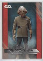 Admiral Ackbar #/99
