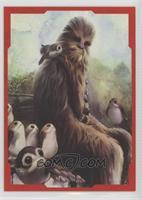 Chewbacca, Porgs #/199