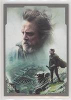 Luke Skywalker, Rey #/99