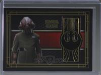 Resistance - Admiral Ackbar