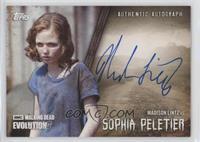 Madison Lintz as Sophia Peletier