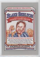 Blake Shelton Country Cliche Biscuits /50