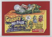 Grossery Pre-Filled Trash Bags #/10