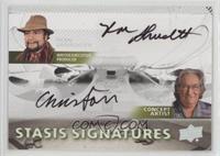 Ron Shusett, Chris Foss