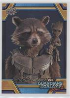 Welcome to the Guardians of the Galaxy