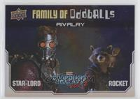 Rivalry - Star-Lord and Rocket