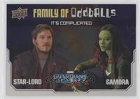 It's Complicated - Star-Lord and Gamora