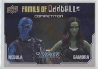Competition - Nebula and Gamora