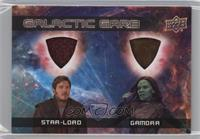 Star-Lord, Gamora