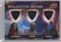 Gamora, Drax, Yondu