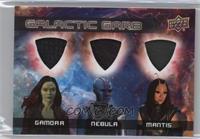 Gamora, Nebula, Mantis