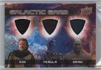 Ego, Nebula, Drax