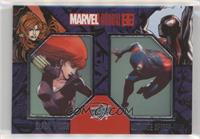 SP - Ultimate Spider-Man, Black Widow