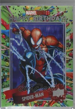 2017 Upper Deck Marvel Annual - Happy Birthday Achievements #HB-3 - Spider-Man