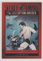 Captain America: Steve Rogers #18