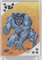 Beast #/1