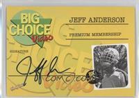 Jeff Anderson