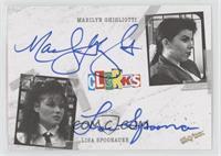 Marilyn Ghigliotti, Lisa Spoonauer