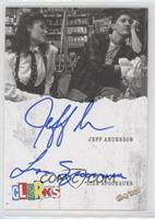 Jeff Anderson, Lisa Spoonauer