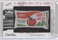 Dave's Fruit Pie