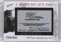 RST Video Membership Card