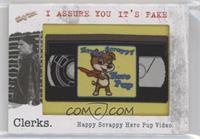 Happy Scrappy Hero Pup Video