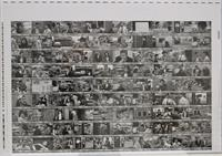 Uncut Base Card Sheet
