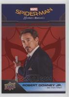 Spider Sightings - Robert Downey Jr as Iron Man #/199