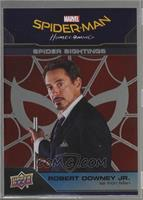 Spider Sightings - Iron Man
