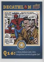 John Jameson,  Spider Foe