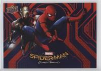 Iron Man, Spider-Man