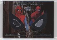Spider-Man Homemade Suit Legs, Spider-Man Stark Suit Legs