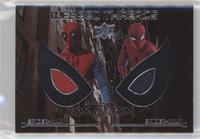 Spider-Man Homemade Suit Torso, Spider-Man Stark Suit Torso