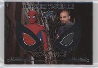 Spider-Man Stark Suit Hood, Mac Gargan