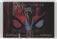 Spider-Man Homemade Suit Torso, Spider-Man Homemade Suit Mask