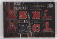 Spider-Man Homemade Suit Mask-Torso, Spider-Man Stark Suit Hood-Torso