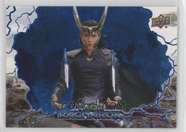 2017 Upper Deck Thor: Ragnarok - [Base] - Blue #0 - For Asgard /199
