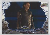 Visited by Loki #/199