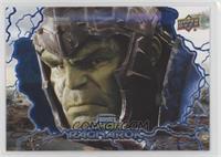A Feisty Hulk #/199