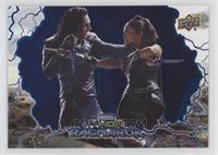 Loki vs. Valkyrie #/199