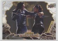 Loki vs. Valkyrie