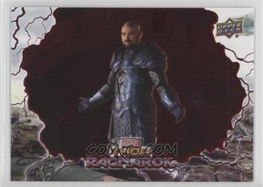 2017 Upper Deck Thor: Ragnarok - [Base] - Red #1 - Return to Asgard