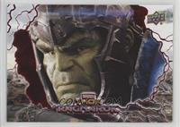 A Feisty Hulk