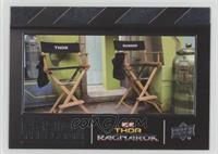 Thor and Banner's Chairs