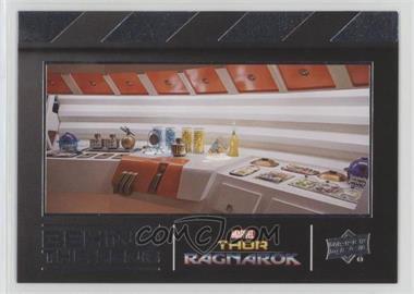 2017 Upper Deck Thor: Ragnarok - Behind the Lens #BTL19 - Party Suite