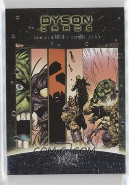 2017 Upper Deck Thor: Ragnarok - Dyson Cards #D-12 - Incredible Hulk #98