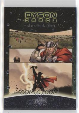 2017 Upper Deck Thor: Ragnarok - Dyson Cards #D-24 - Thor Vol. 3 #4