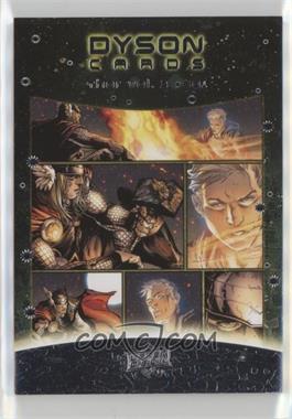 2017 Upper Deck Thor: Ragnarok - Dyson Cards #D-34 - Thor Vol. 3 #601