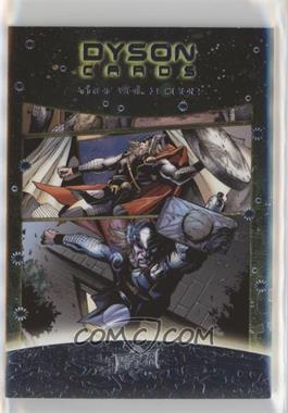 2017 Upper Deck Thor: Ragnarok - Dyson Cards #D-35 - Thor Vol. 3 #602